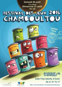 Affiche Chamboultou