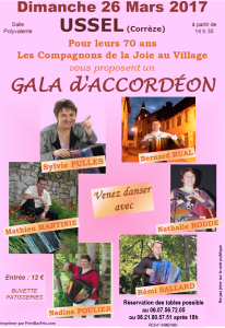 Gala Accordéons