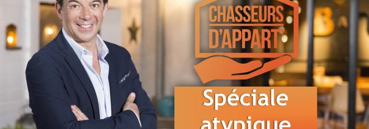 Casting chasseurs d appart sp cial bien for Achat bien atypique