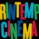 Logo printemps cinema