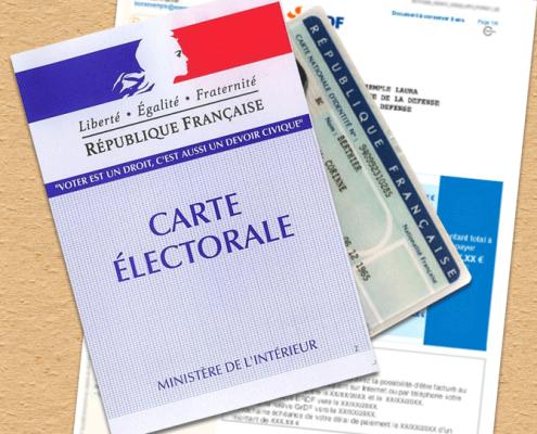 Illustration élections